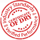 Certificate of Dry